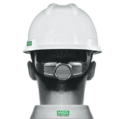 MSA Fas-Trac III Hard Hat Suspension System
